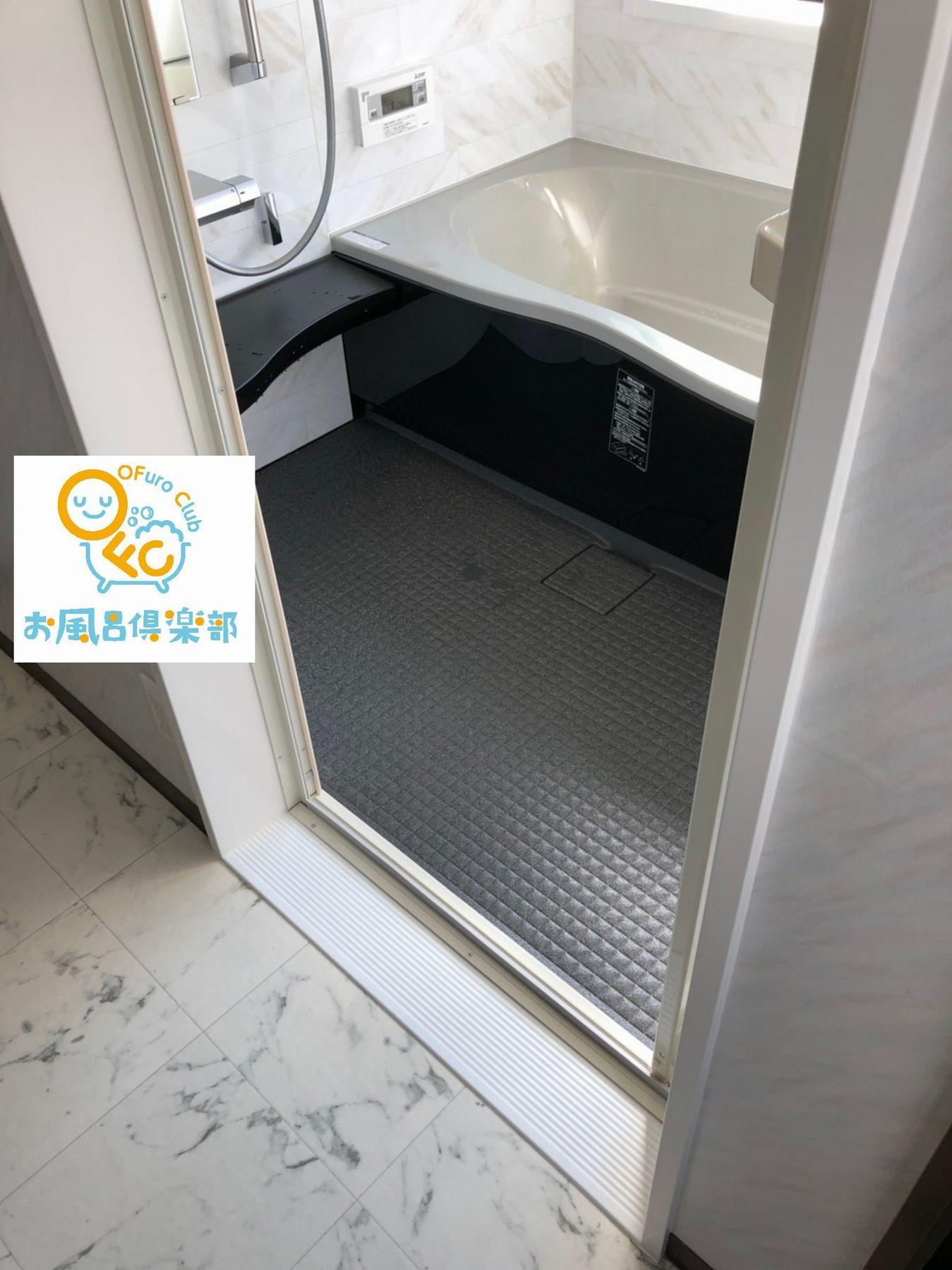 和泉市S様邸 浴室・洗面台リフォーム 施工after写真