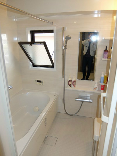 和泉市I様邸 浴室リフォーム 施工後写真