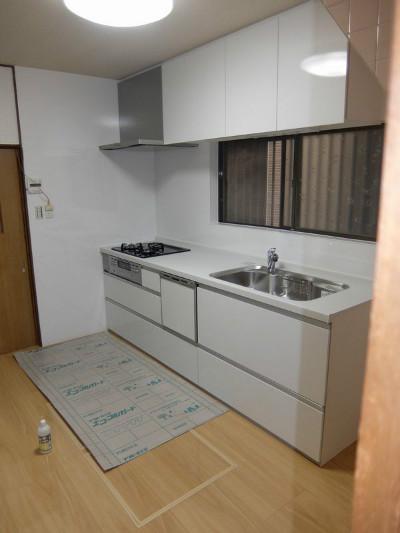 和泉市Y様邸 キッチン改修工事さまの声